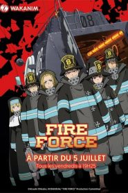 Fire Force Saison 2