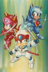 Samurai Pizza Cats VF