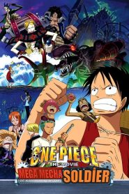 ONE PIECE Mega Mecha Soldier of Karakuri Castle (2006) VF