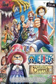 One Piece Movie 03: Chopper Kingdom of Strange Animal Island (2002) VF