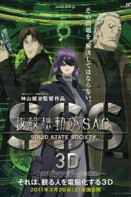 Ghost in the Shell: Stand Alone Complex: Solid State Society 3D (2011)