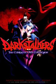 Night Warriors: Darkstalkers' Revenge OVA