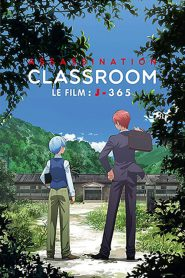 Assassination Classroom the Movie: 365 Days' Time (2016)