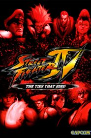 Street Fighter IV: The Ties That Bind OAV (2009)