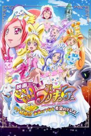 Dokidoki! Precure Movie: Mana Kekkon!!? Mirai ni Tsunagu Kibou no Dress (2013)