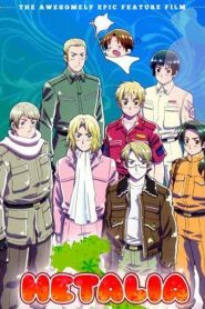 Hetalia Axis Powers: Paint it, White! (2010)