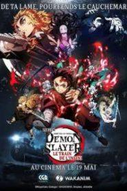 Demon Slayer -Kimetsu no Yaiba- Le Film : Le train de l'infini (2020) VF